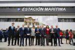 Finalizan remodelación del Terminal de Pasajeros del Puerto de Málaga