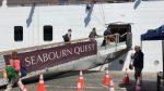 Seabourn Quest recala al Puerto de Iquique tras seis años de ausencia