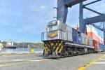 Colombia reactiva tramo ferroviario y logra enviar 4 mil sacos de café al Puerto de Santa Marta