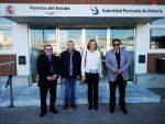 España: Puerto de Almería presenta su oferta de servicios a cónsul cubano en Andalucía