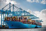 APM Terminals Los Ángeles supera su récord de TEUs transferidos en un sólo buque