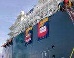 Höegh LNG bautiza a su noveno FSRU