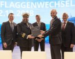 AIDA Cruises recibe al primer crucero que será propulsado por GNL en el mundo