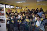 Ultraport realiza charlas técnicas sobre seguridad para escolares de Mejillones