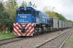 Argentina: Aumenta la carga transportada por tren