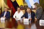 Dragado del canal de acceso al Puerto de Guayaquil se iniciará en enero de 2019