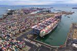 Estados Unidos: Puerto de Long Beach prevé superar su récord de TEUs anuales transferidos
