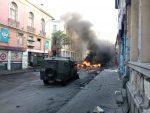 Portuarios protagonizan incidentes en Valparaíso