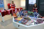Aduanas incauta 7 millones de productos falsos y 13 millones de cajetillas de cigarrillos junto a las policías durante 2018