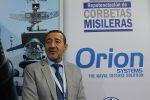 """Ecuador presenta el sistema de monitoreo y control """"Orion"""" en Exponaval 2018"""