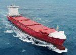 Containerships recibe su primer buque portacontenedores alimentado con GNL