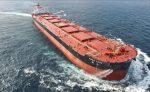 Entregan el primer buque VLOC inteligente en el mundo