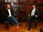 EPV y Municipio concuerdan potenciar el desarrollo portuario de Valparaíso