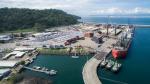 SAAM presenta plan de modernización del Puerto Caldera al gobierno de Costa Rica