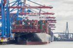 Hapag-Lloyd bate su récord de carga en un solo buque al embarcar 18.609 TEUs