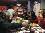 Portuarios de San Antonio ofrecen cenas y canastas navideñas para la comunidad