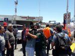 Asamblea ratifica poner fin a paro de portuarios eventuales en Valparaíso al aceptar última propuesta