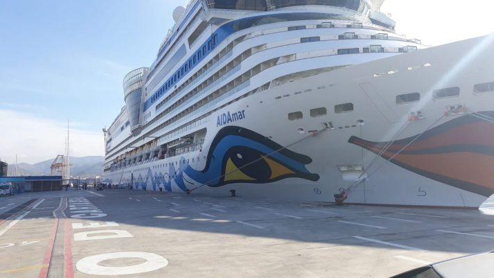 España: Puerto de Cartagena atiende su última escala del año