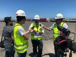 EPSA y Gobernación de San Antonio piden a transportistas planificar su viaje al puerto