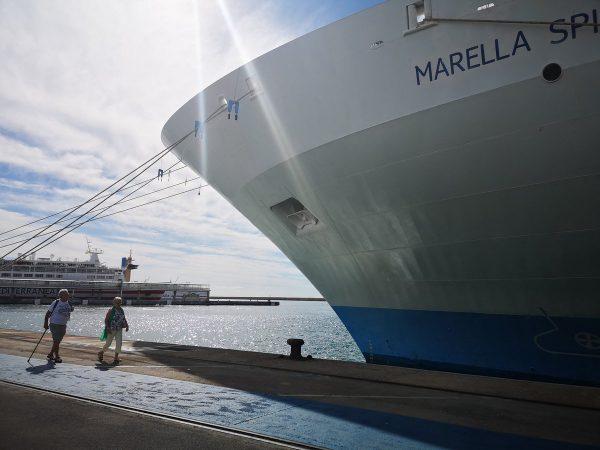 España: Puerto de Almería registra aumento de 15,57% en flujo de cruceristas hasta noviembre