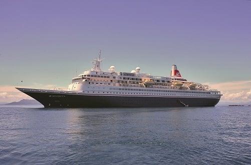 """Fred.Olsen Cruise Lines realizará viaje en el Boudicca para conmemorar el """"Día D"""""""