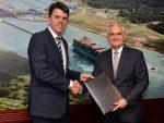 Canal de Panama firma acuerdo con Puerto de Itaqui de Brasil