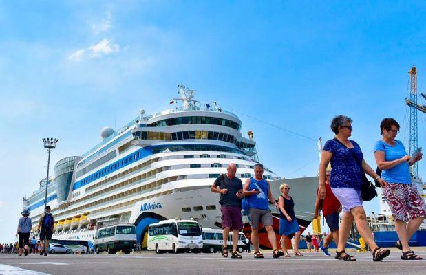 Industria de cruceros transportaría a 30 millones de pasajeros en 2019