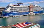 Crucero Celebrity Edge realiza su recalada inaugural en Puerto Rico