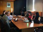 Intendente y Seremis de Transportes y Obras Públicas del Bio Bio se integran al Consejo Ciudad Puerto de Talcahuano