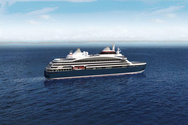 Avanza construcción del nuevo crucero de Ponant