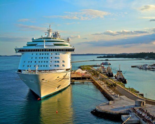 Bermudas recibiría 192 escalas de cruceros en 2019