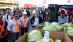 Destacan primer abastecimiento de productos de argentinos a un crucero en el Puerto de Buenos Aires
