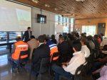 TPC realiza encuentro de seguridad portuaria de cara al inicio de la temporada de la fruta