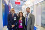 Carlos Mondaca, Isabel Valenzuela y Juan Catril