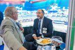 Rodolfo García, Presidente del Directorio de IST y Aldo Signorelli, gerente general de Puerto San Antonio