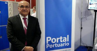 """Edgar Patiño: """"La digitalización es para el sector portuarioun elemento clave dentro de la cadena logística global"""""""