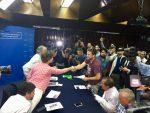 """Gobierno """"celebra"""" acuerdo entre trabajadores y Terminal Pacífico Sur"""