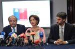 """Ministra Hutt sobre fin de paro portuario en Valparaíso: """"Debemos velar por el cumplimiento del acuerdo"""""""