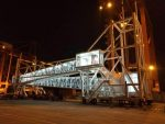 Pasarelas de embarque del nuevo Terminal de Cruceros de Panamá iniciarán su traslado desde China en enero de 2019