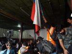 Portuarios rechazan pre acuerdo y el paro de los eventuales continúa en Valparaíso