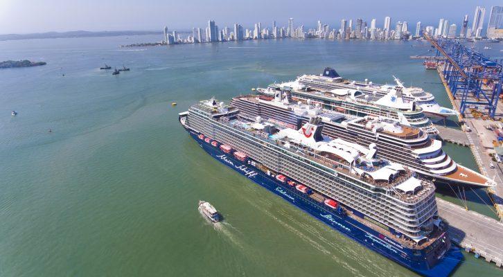 Colombia: Puerto de Cartagena atenderá 38 mil cruceristas hasta el sábado