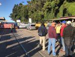 Trabajadores portuarios paralizarán terminales del Bio Bio en apoyo a eventuales de Valparaíso