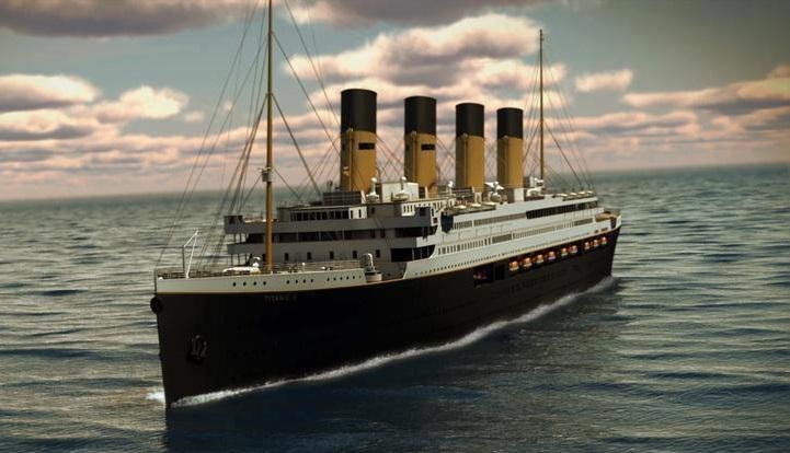 Lloyd's Register se suma al proyecto del Titanic II