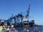 TPS asegura que realizará más de 3 mil movimientos en atención a buque de CMA CGM
