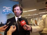 """Francisco Ulloa sobre industria naviera: """"La digitalización es una urgencia"""""""