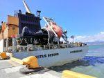Argentina: Inician obras de dragado en Puerto Ushuaia para recibir grandes cruceros