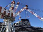 Crucero de Virgin alcanza nuevo hito en su construcción