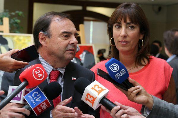 Subsecretario de Transportes asegura que ley de cabotaje mantendrá a Chile como líder portuario en la región