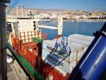 España: Carga importada por puertos de Almería y Carboneras crece 20,4% entre enero y noviembre de 2018