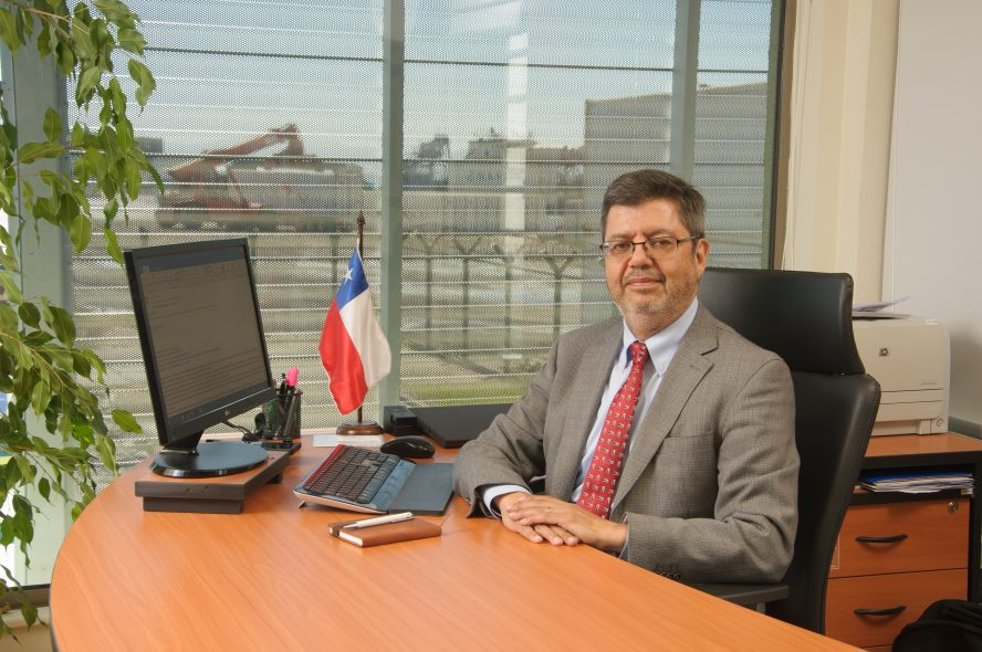 Rodrigo Monsalve afirma que modificación a la Ley de Cabotaje permitirá recibir una mayor cantidad de cruceros en Talcahuano
